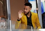 """""""Barcelona"""" už Neymarą siūlo 100 milijonų ir 2 žaidėjus iš sąrašo"""