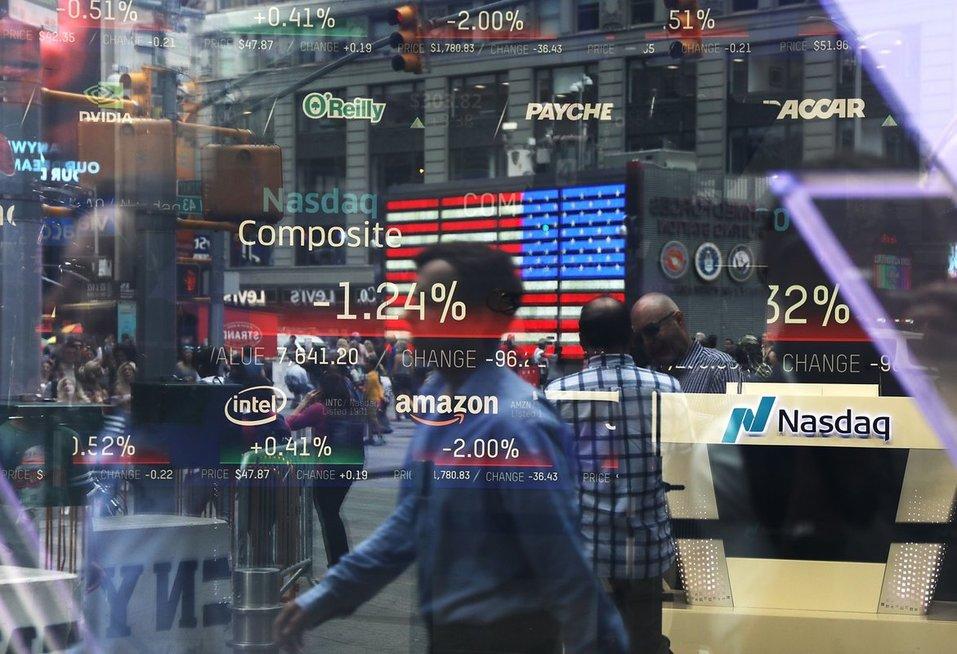 Trumpo prekybos karas: JAV įmonės muša sumokėtų mokesčių rekordus (nuotr. SCANPIX)