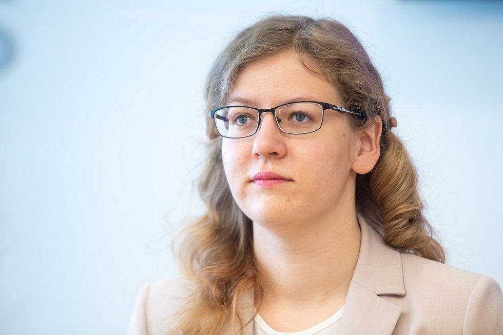 Kristina Zitikytė (Justinas Auškelis/Fotodiena nuotr.