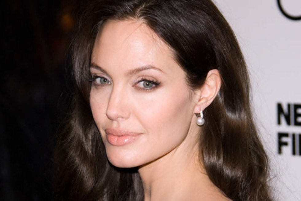 Angelinos Jolie vaikai (nuotr. Vida Press)