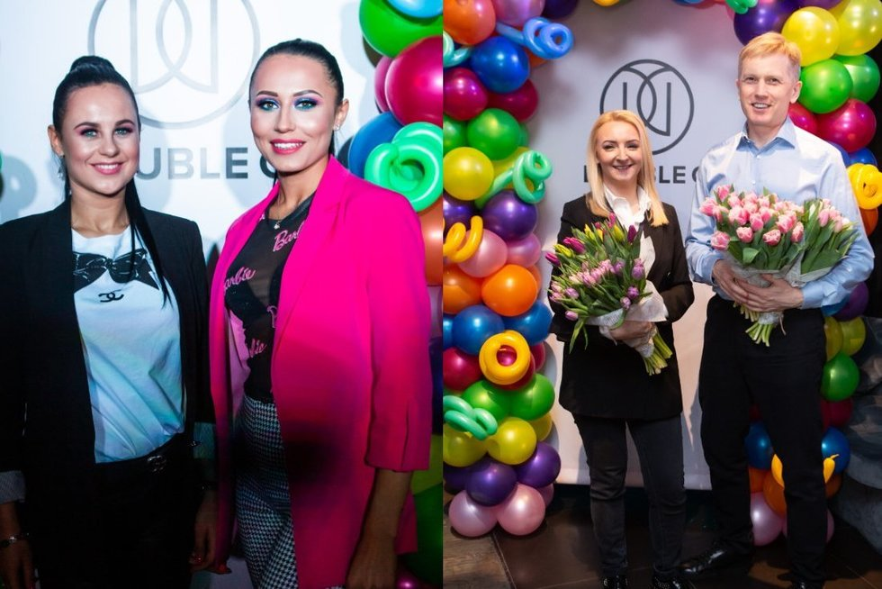 Vasha su drauge pristatė kai ką tik moterims: neabejinga liko ir mama Viktorija (Greta Skaraitienė/Fotobankas)