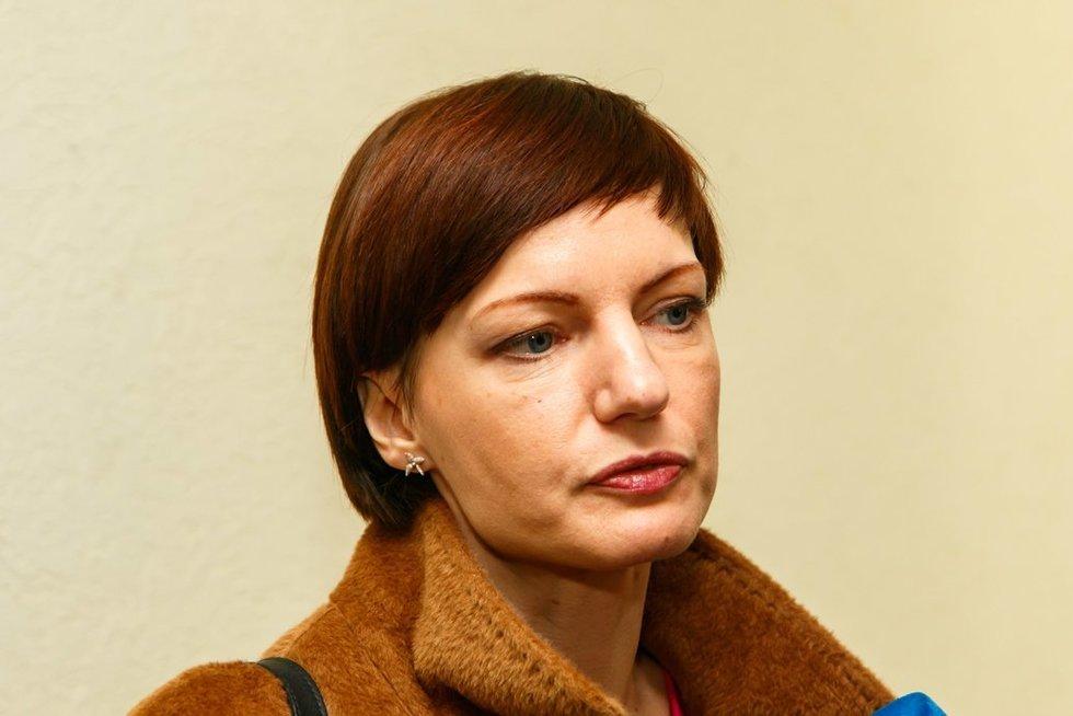 Monika Garbačiauskaitė-Budrienė (nuotr. Tv3.lt/Ruslano Kondratjevo)