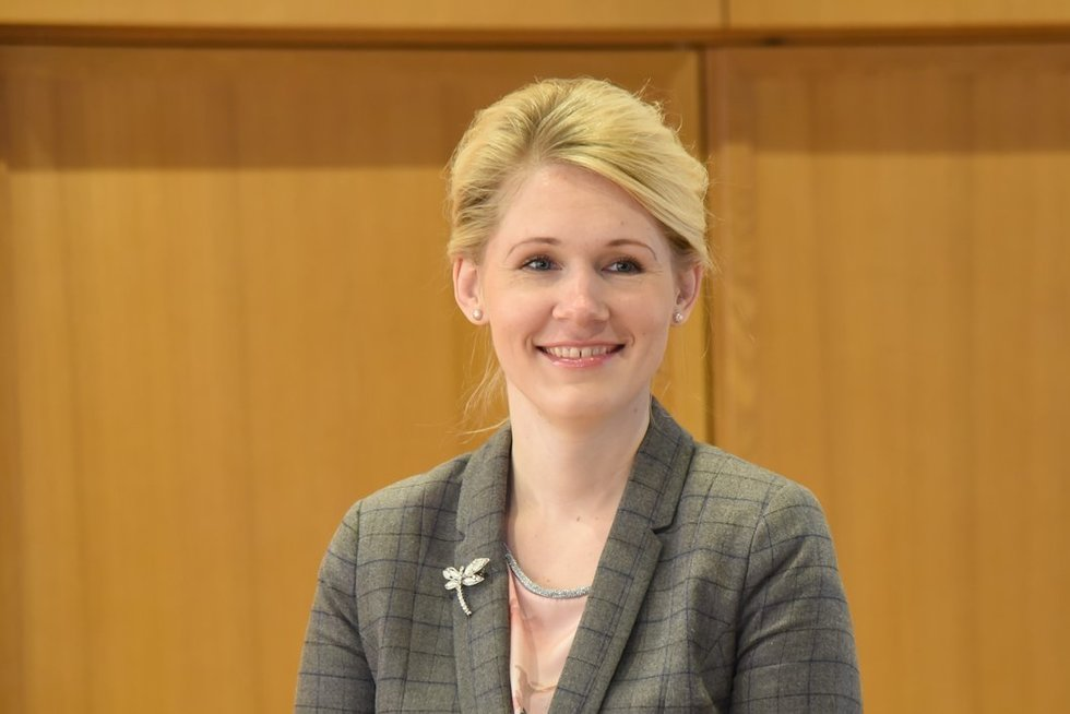 Laura Matjošaitytė (nuotr. Fotodiena.lt)
