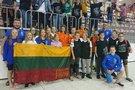 S. Plytnykaitė ir visa delegacija (nuotr. Organizatorių)