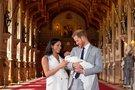Meghan Markle ir princas Harry parodė kūdikį (nuotr. SCANPIX)