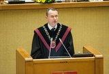Konstitucinio Teismo teisėja nušalinta nuo pensijų reformos tyrimo