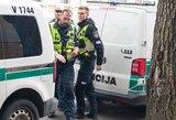 Policija sulaikė seifų vagis – ilgapirščiai atvykę iš Makedonijos ir Albanijos
