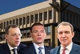 Prezidentinę svajonę keičia kita – rinkimų pralaimėtojai šturmuos Seimą
