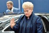 9-oji D. Grybauskaitės metinė kalba išdavė: baigėsi galvų kapojimas