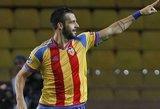 Paaiškėjo penki klubai, kurie žais UEFA Čempionų lygoje