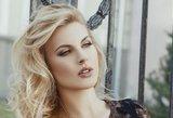 Kosmetologijos diplomą turinti Deimantė Andriuškaitė atskleidė, kokiu aparatu atgaivina odą