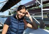 Olimpiados prizininkė Milda Valčiukaitė: niekada nesvajojau apie tokias aukštumas