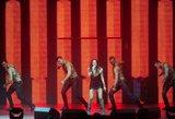 Sostinės publiką kaitino Ani Lorak šou