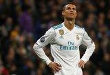 Cristiano Ronaldo pranoko Lionelį Messi: pripažintas geriausiu