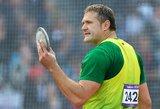Olimpinis čempionas Virgilijus Alekna žengia į politiką