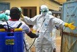 Afrikoje naujas mirtino Ebolos viruso protrūkis