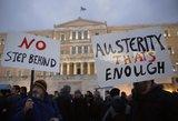 Baltijos šalys neprijaučia Graikijai ir jos vadovams