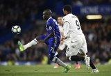 """Be pašalinto T.Bakayoko likę """"Chelsea"""" futbolininkai neatsilaikė prieš """"Watford"""""""