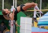 Lengvaatlečiai Palangoje: tolimi metimai, sprinterio šūvis ir Airinės Palšytės rekordas