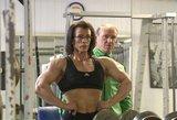 Aukos dėl grožio – badas, 400 kalorijų per dieną ir vyriški raumenys