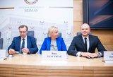 Puteikis, Krivickas ir Janutienė kurs gerovės Lietuvą – nusitaikė į turtinguosius