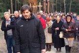 Baltarusijoje griaunami kryžiai – nyksta lietuvių laidojimo vietos