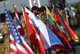 Buvęs NATO pareigūnas siūlo kolektyvinę gynybą įpareigoti taikyti ne tik nuo ginkluoto užpuolimo