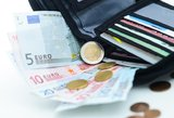 Įsivedus eurą, Lietuvą toliau gąsdins finansinių problemų baubas