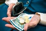 Pensijų reforma įsibėgėja: žmonės stabdo kaupimą
