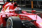 Kimi Raikkonenas: jei nebūčiau greitas, sėdėčiau namuose