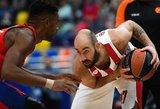"""Kuzminsko """"Olympiacos"""" ekipai – vilties teikiantis signalas"""