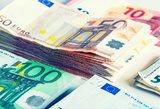 Mokesčių inspekcija: griežčiau kontroliuojamos įmonės sumokėjo daugiau