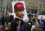 """Baimės dėl D. Trumpo ir V. Putino susitikimo: """"kuo ilgiau išbus kartu, tuo didesnis pavojus"""""""