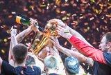 LKL ištaisė klaidą ant čempionų taurės ir sulaukė dar daugiau pašaipų