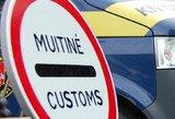 Neteisėtas rinkliavas ėmę Medininkų muitininkai nubausti beveik pusės milijono eurų baudomis