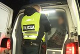 Stebėjimo kameros įamžino nusikaltimą: sulaikius įtariamąją – netikėtas posūkis