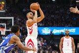 """""""Rockets"""" su Gordonu susitarė dėl 76 mln. vertės kontrakto"""