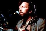 10 įdomiausių faktų apie gitaros legendą Eriką Claptoną