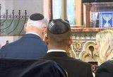 Svarbus penktadienis Lietuvos žydų bendruomenei: kur vyks apeigos uždarius sinagogą?