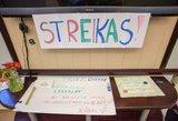 Artėjantis ketvirtadienio streikas: ketina dalyvauti ir dalis aukštųjų mokyklų dėstytojų