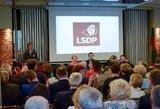 Socdemai šiurkščiai pažeidė įstatymus: negaus 505 tūkst. eurų