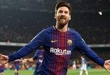 Lionelis Messi – geriausias 2019 metų pasaulio futbolininkas
