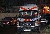 Kraupus konfliktas Biržuose – dėl peršautos kojos atsidūrė ligoninėje
