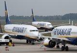 """""""Ryanair"""" pilotų streikai: paskelbtos dvi jų datos"""