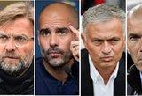 Išrinkti 50 geriausių visų laikų futbolo trenerių