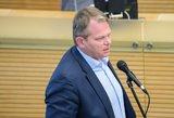 Socialdarbiečiai siūlo Palionį į aplinkos ministrus