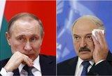 Lukašenka: negali būti nė kalbos apie Baltarusijos ir Rusijos susijungimą