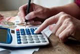 Bankų apklausa: norintiems gauti vartojimo kreditą turėtų griežtėti sąlygos