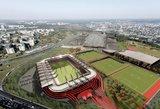 Derybas dėl Nacionalinio stadiono tikimasi baigti iki rugpjūčio