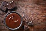 Žinia, kuri patiks visiems: šokoladą valgykite kasdien